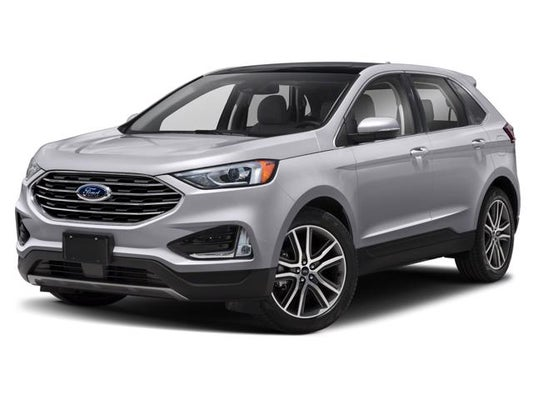 Ford Edge Dimensions >> 2020 Ford Edge Sel