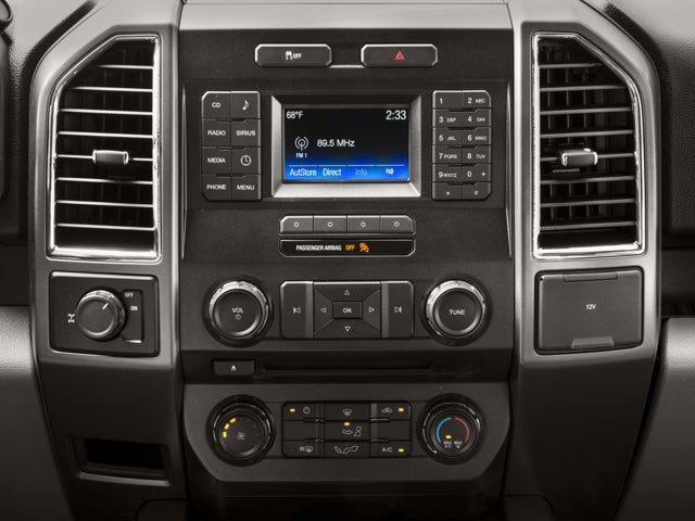 2015 Ford F150 Xlt In Louisville Ky Rhbyerlyford: Ford F 150 Radio Console At Gmaili.net