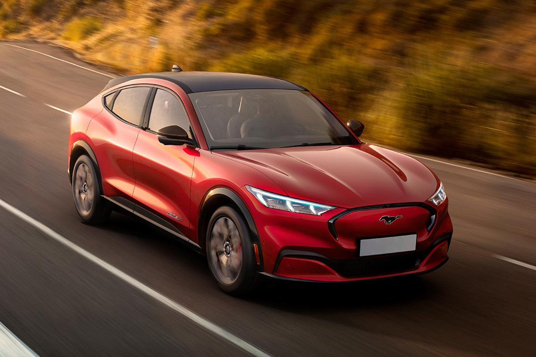 2021 Ford Mustang Mach E Price